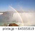 カナダ側から見たナイアガラ瀑布 64505819