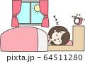 朝寝坊 64511280