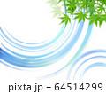 背景-夏-水面 64514299