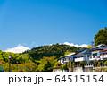 東京都 新緑の高尾山 64515154