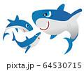 サメ 64530715