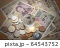 お金 キャッシュ 64543752