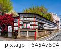 東京都八王子市 二つの神社が合体した八幡八雲神社  64547504