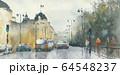 パリ 街並み 64548237