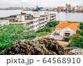Former British Consulate at Takao historical landmark in Kaohsiung, Taiwan 64568910