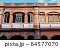 Dihua Street, old buildings in Taipei, Taiwan 64577070