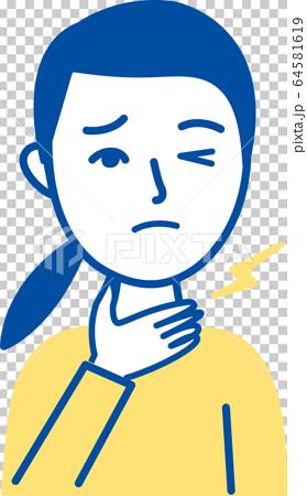 喉 痛い コロナ 新型コロナの初期症状まとめてみた!喉が痛い・鼻水が止まらないのは?