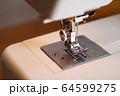 家庭用ミシン 手元ライト点灯 a-1 64599275