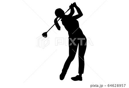 スポーツシルエットゴルフ4 64628957