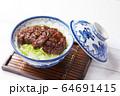 ソースカツ丼 64691415