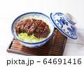 ソースカツ丼 64691416