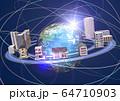 ネットワーク 64710903