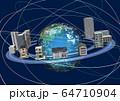 ネットワーク 64710904