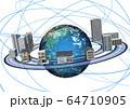ネットワーク 64710905