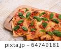 ピザ・マルゲリータ 64749181