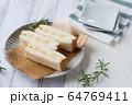 フルーツサンド バナナ 64769411
