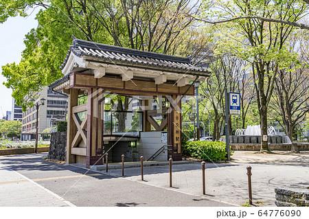 名古屋市営地下鉄 市役所駅 7番出入口 64776090