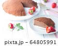 ミルクレープ チョコ 64805991