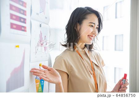 セミナー 女性 ビジネス 64856750