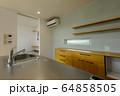 キッチン 収納棚 64858505