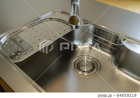システムキッチン 水栓 64859219