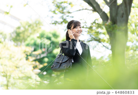 ビジネスウーマン 64860833