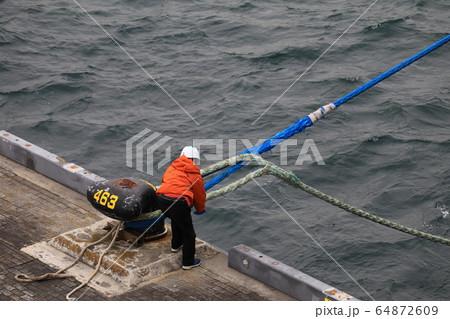港湾作業スタッフ 64872609