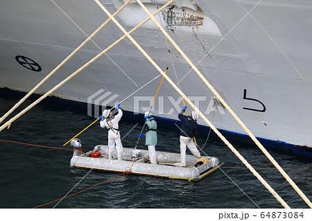 船作業 64873084