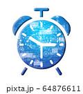 青 アイコンシリーズ 64876611