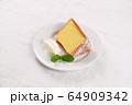 ふんわりシフォンケーキ 64909342