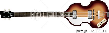 ベースギター 64938014
