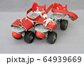 レトロなローラースケート(1970年代) 64939669
