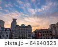 《上海》上海租界の洋館・外灘の夕景 64940323