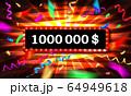 1.000.000 One million dollars 64949618