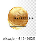 Template for the invitation. 64949625