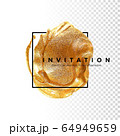 Template for the invitation. 64949659