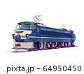 乗り物 電気機関車 EF66 64950450
