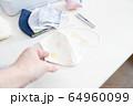 手芸 手作り布マスク 64960099