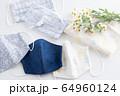 手芸 手作り布マスク 64960124