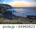 風景 ビーチ 海 64960623