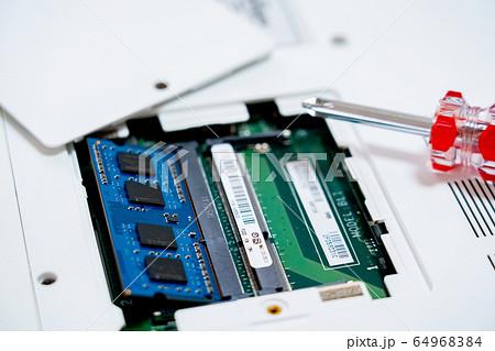 パソコン修理 64968384