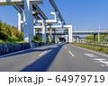大阪 中央環状線 道路イメージ   64979719