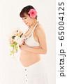 妊娠9ヶ月の妊婦さん 65004125
