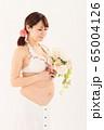 妊娠9ヶ月の妊婦さん 65004126