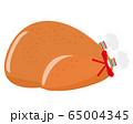 鶏肉 チキン もも肉 ローストチキン  65004345