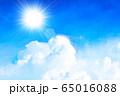 夏の空 65016088