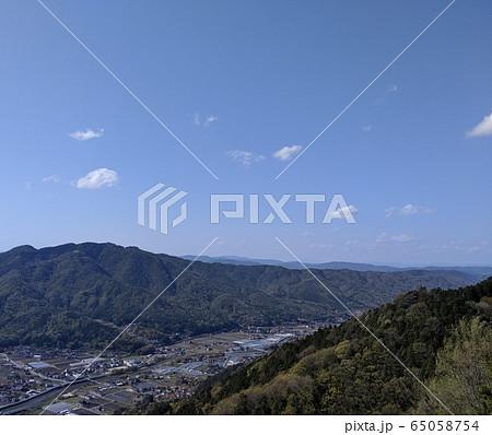 広島県安芸高田市向原町神の倉山の頂上 65058754