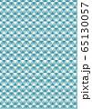シンプルな図形のテクスチャ 65130057