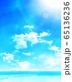 海 波 夏 背景 65136236