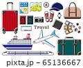 旅行セット 65136667